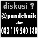 Pasang iklan di www.pandebaik.com Kontak 0361 8529300