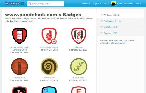 BadGes 4SQ PanDeBaik