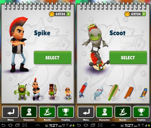 Subway Surfers 2 PanDe Baik