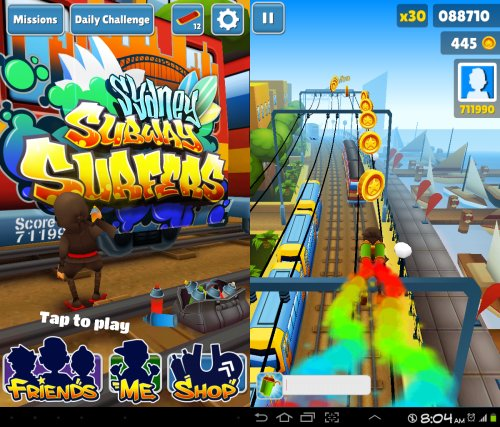 Subway Surfers PanDe Baik