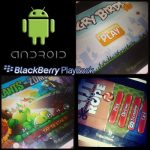 Angry Bird, Cut The Rope dan Plants vs Zombie for BlackBerry ?