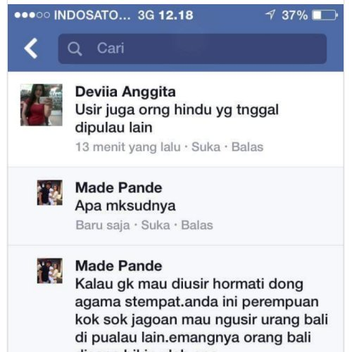 Hate Speech FB Lokal 08