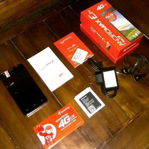 Unboxing AnDroMax E2+ 6